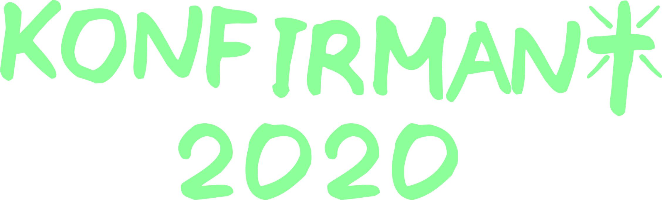 Bilderesultat for konfirmant 2020